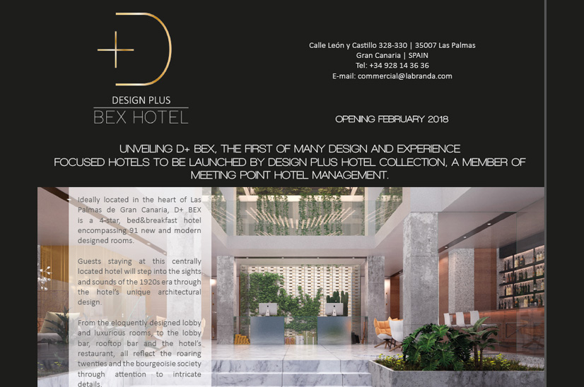 Meeting Point International Launches New Hotel Brand Meeting Point