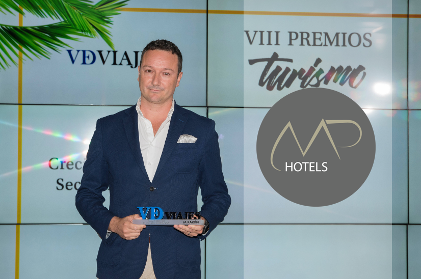 MP Hotels Receives Award for Largest Growth in Hotel Sector in 2018